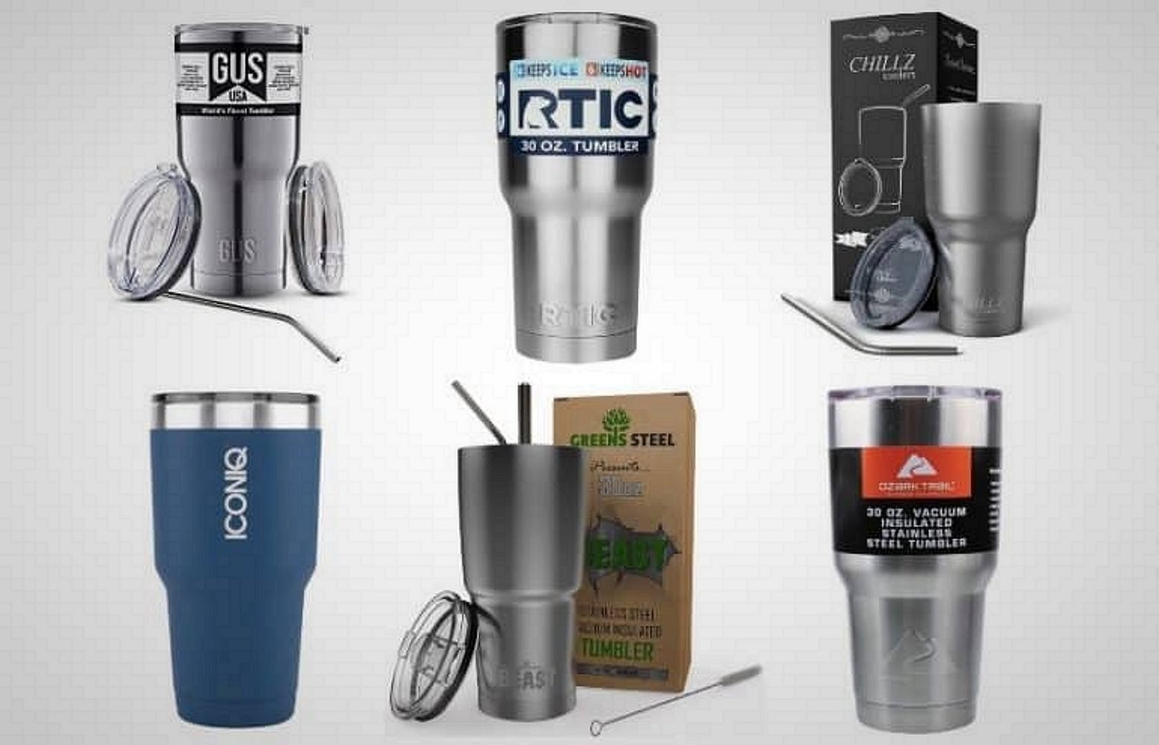 Tumbler Cup Collection