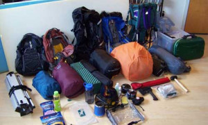Camping Gear Storage Tips For When You Get Back Home