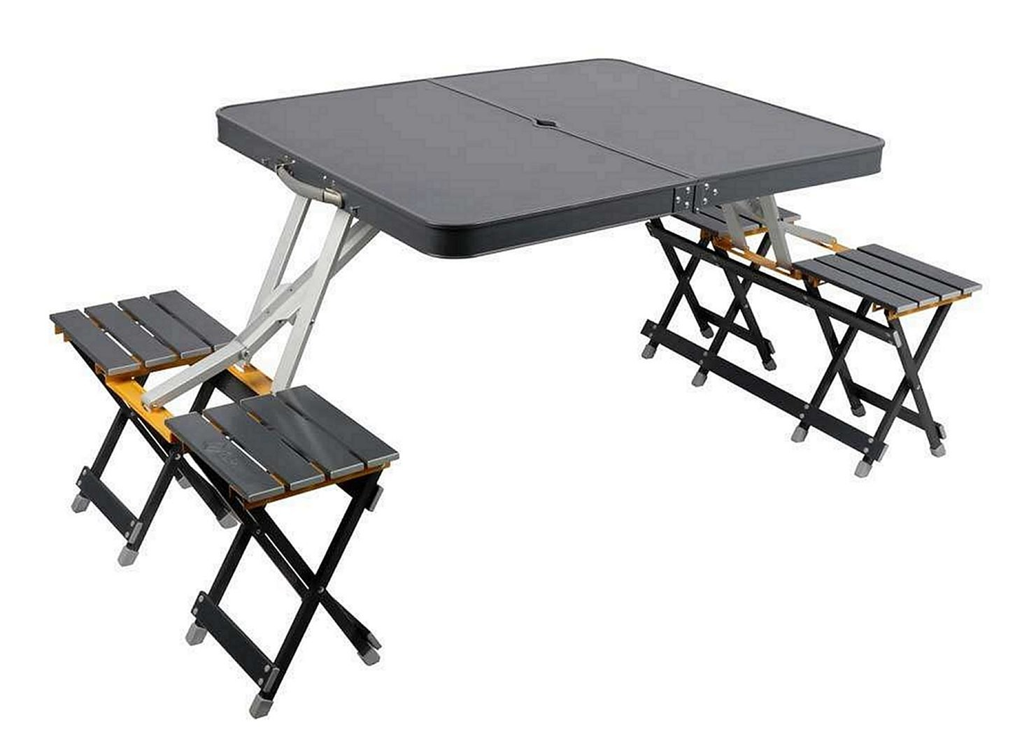 Camping table with Seats
