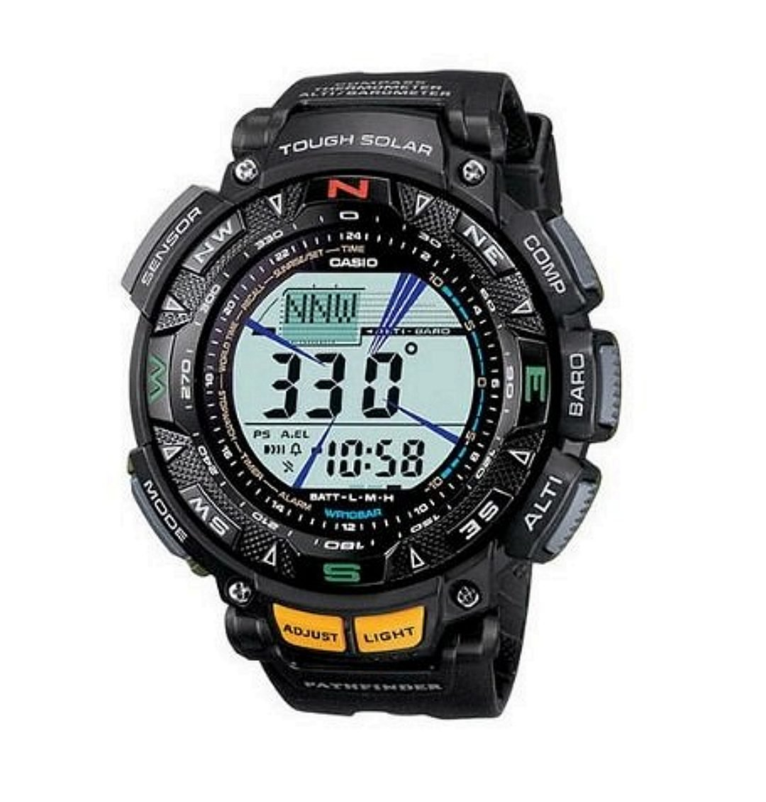 Casio Pathfinder PAG240 Compass Watch