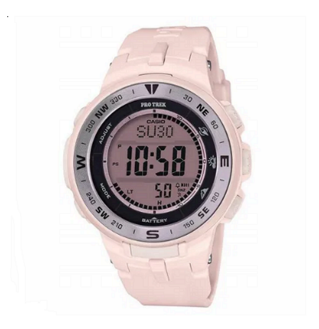 Casio Women's Pro Trek PRG-330-4CR Compass Watch