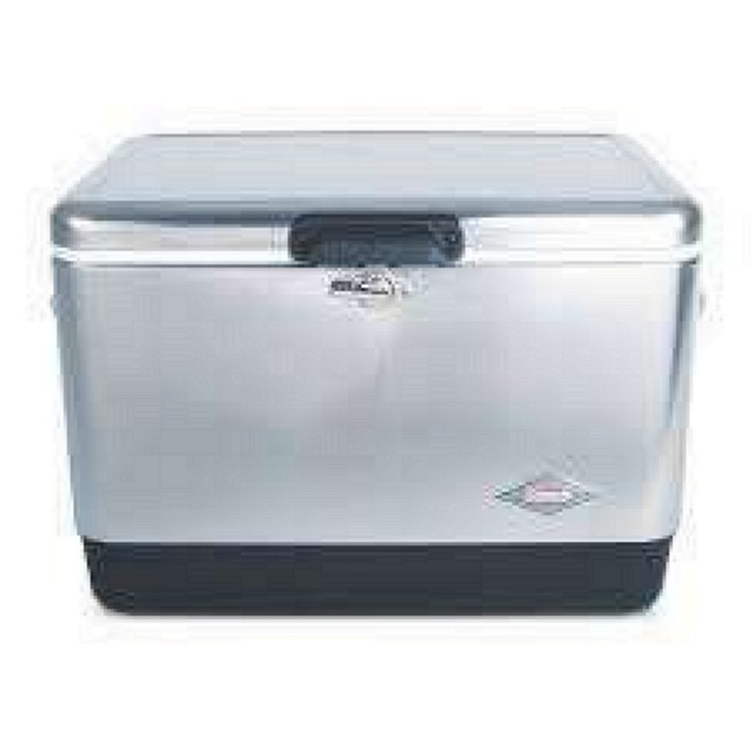 Coleman Steel-Belted Portable Cooler 54 Quart