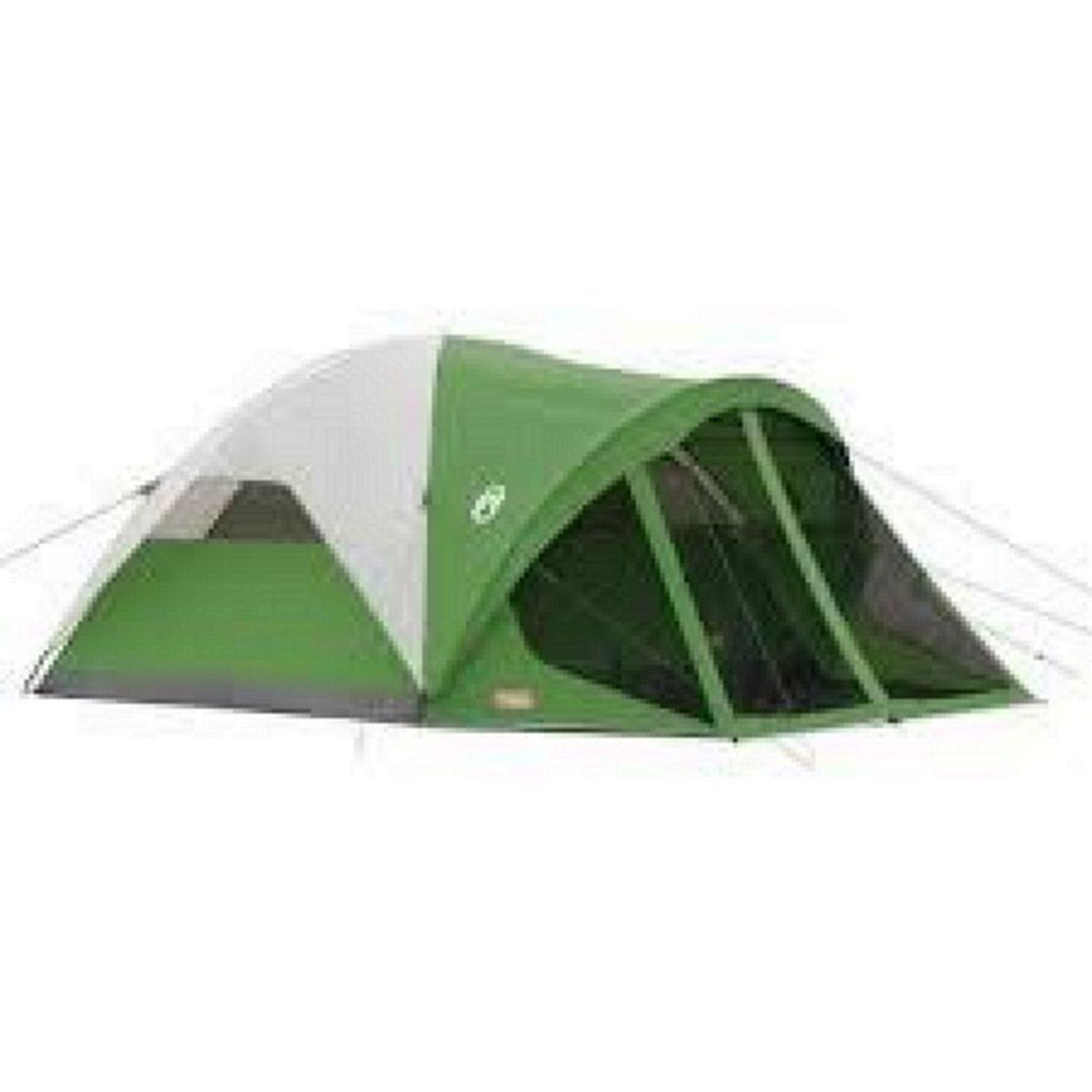 Coleman Evanstone Dome Tent, green