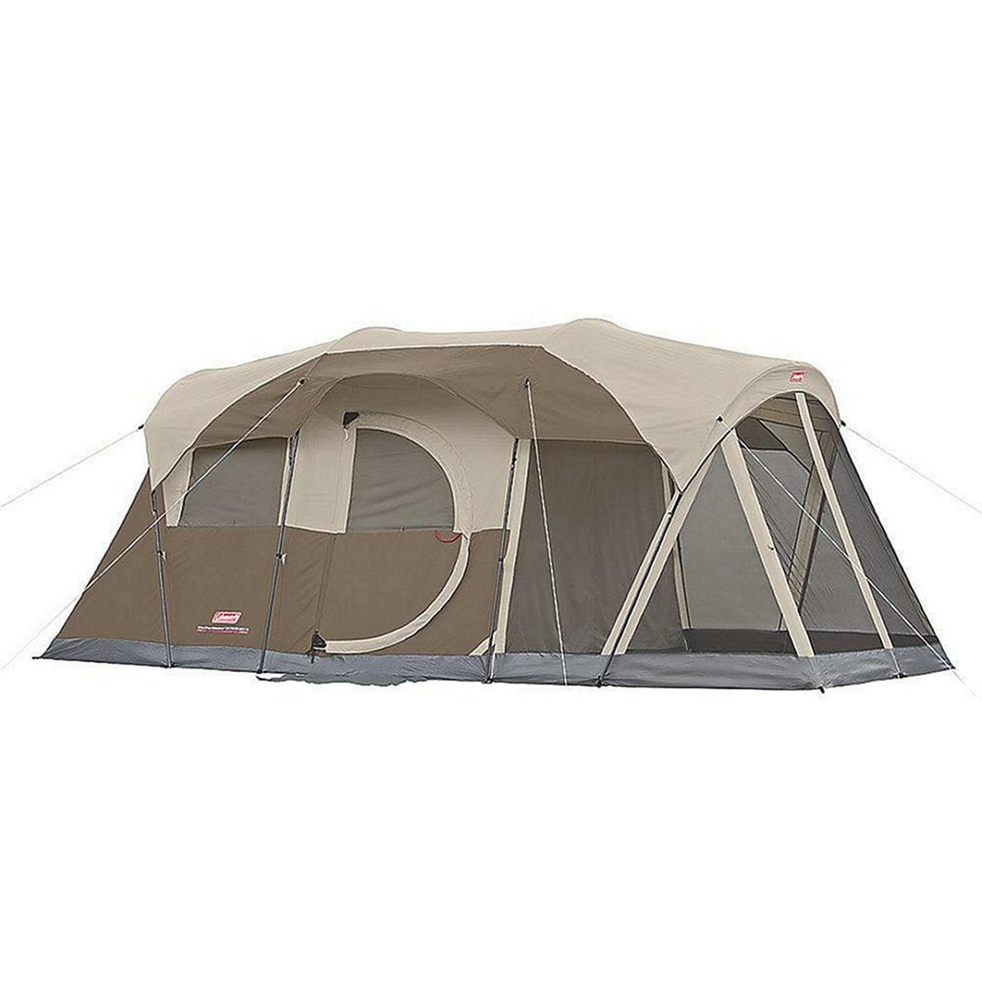 Coleman WeatherMaster 6-Person Tent 68d Polyester