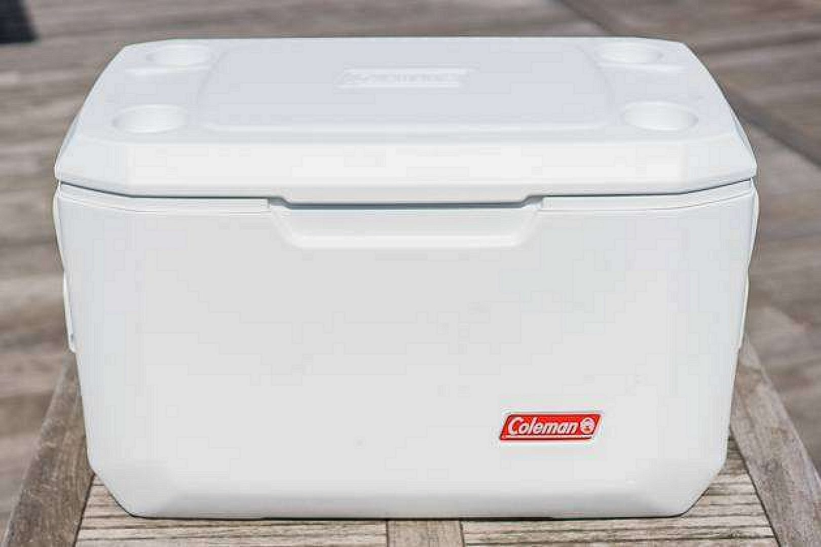 Coleman Camping Cooler, White