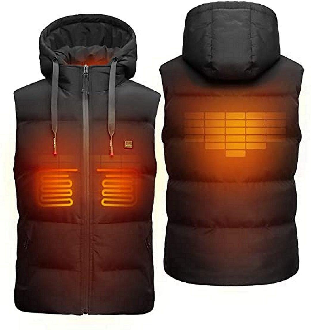 Dewbu Heated Vest for Men