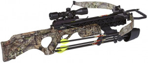 EXCALIBUR CROSSBOW Null Matrix SMF Grizzly Crossbow with Lite Stuff Package/Vari-Zone Scope