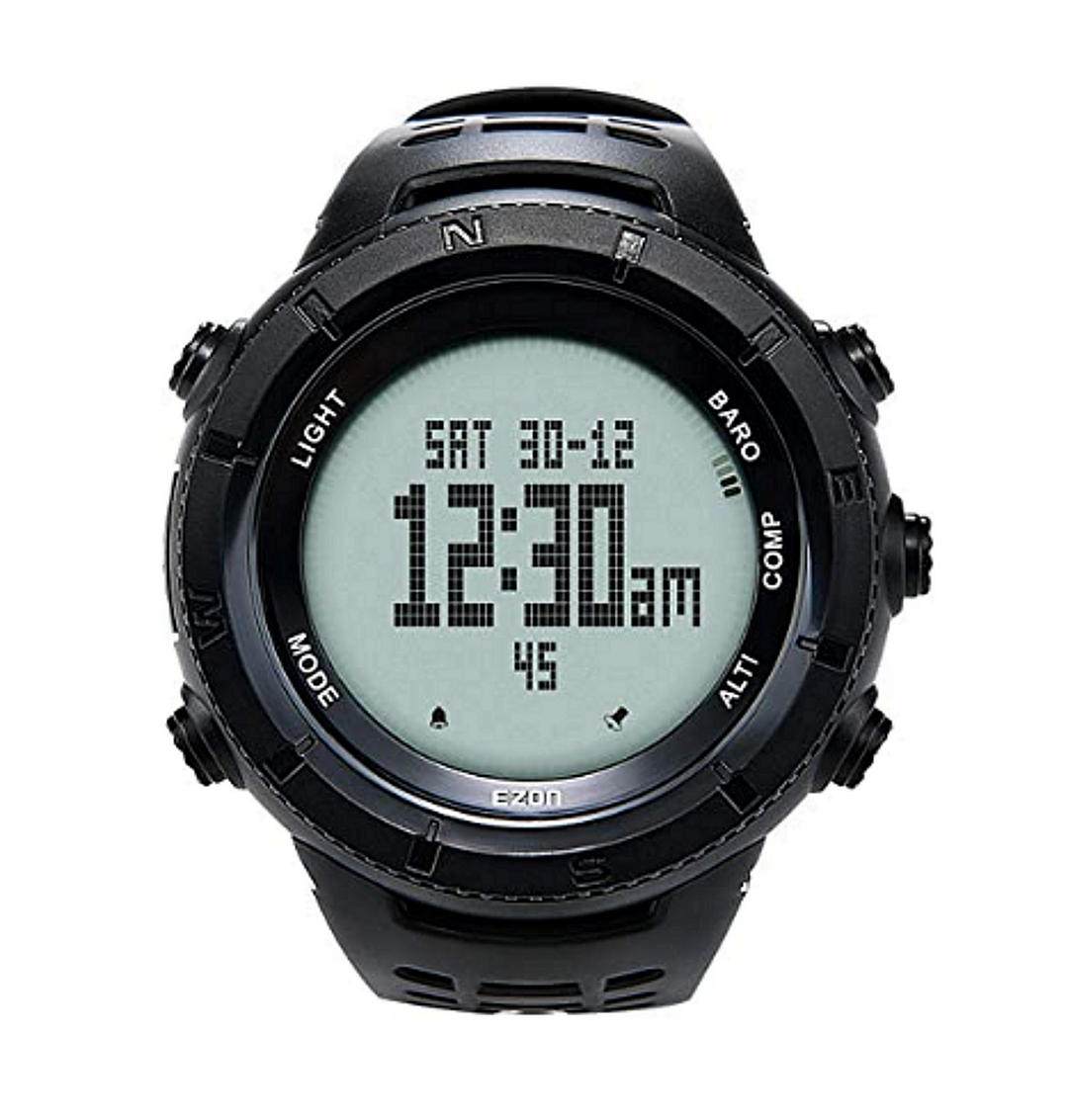 EZON H001 Men's Tactical Compass Watch