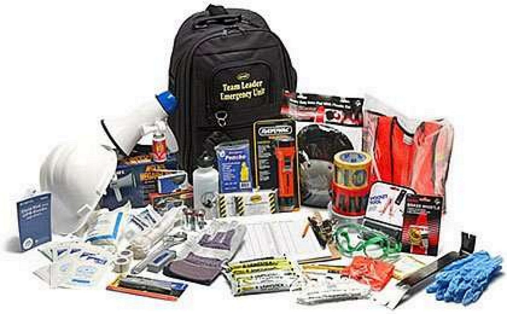 Emergency Zone THE ESSENTIALS Complete Deluxe Kit (72 hours)