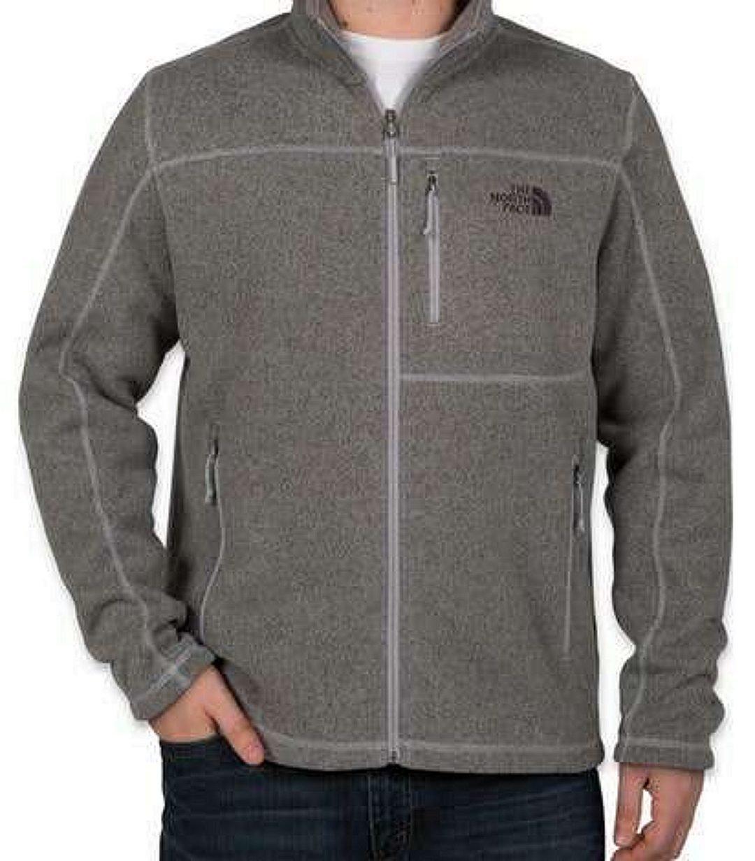 The NorthFace Fleece Jacket, Grey