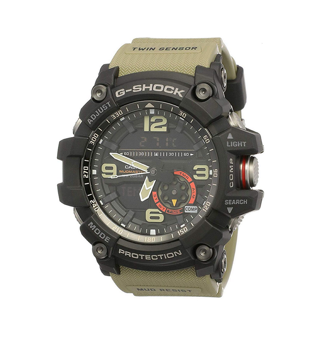 Casio G-Shock Mudmaster GG1000-1A5 Compass Watch