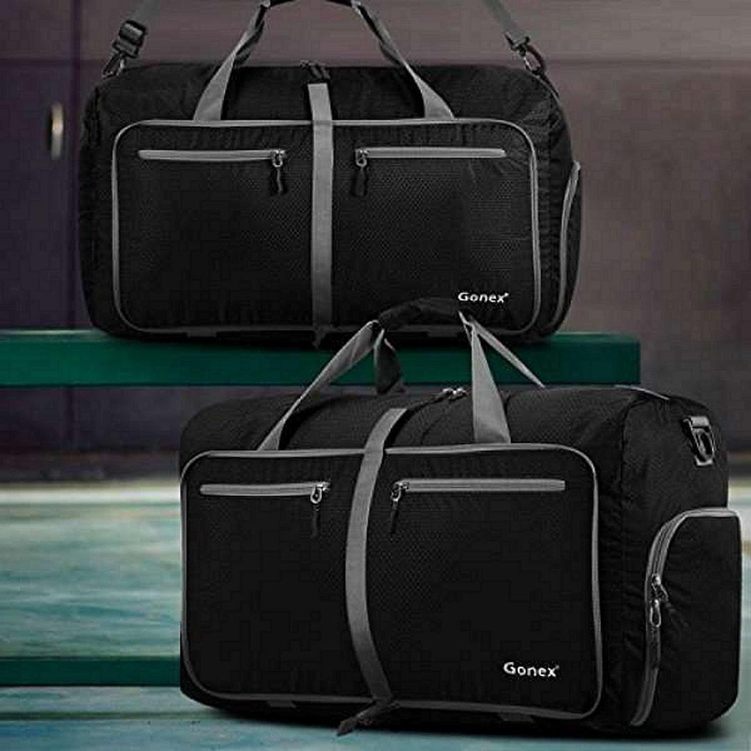 GONEX 60 L Travel Duffel Bag