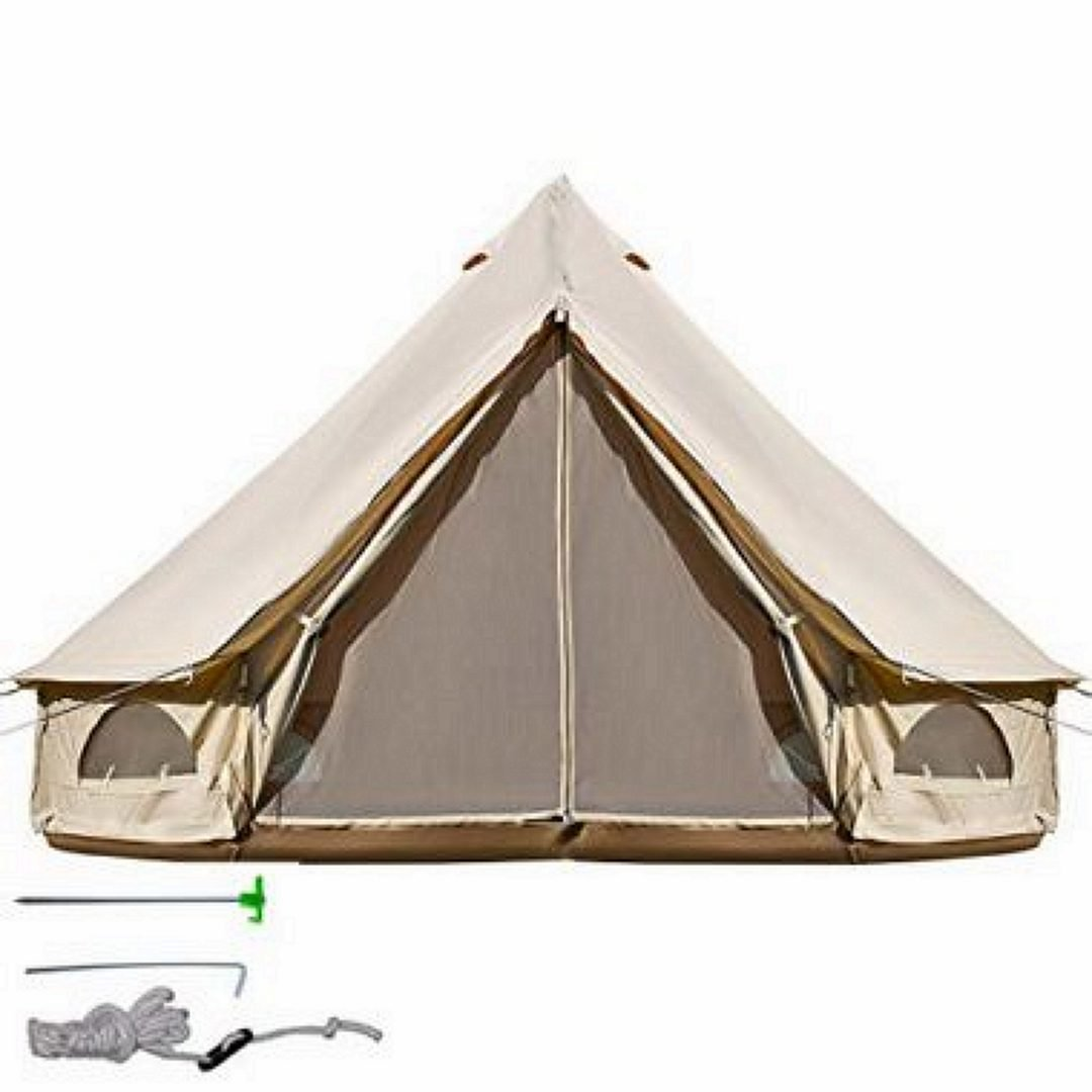 Happybuy Bell Canvas Tent