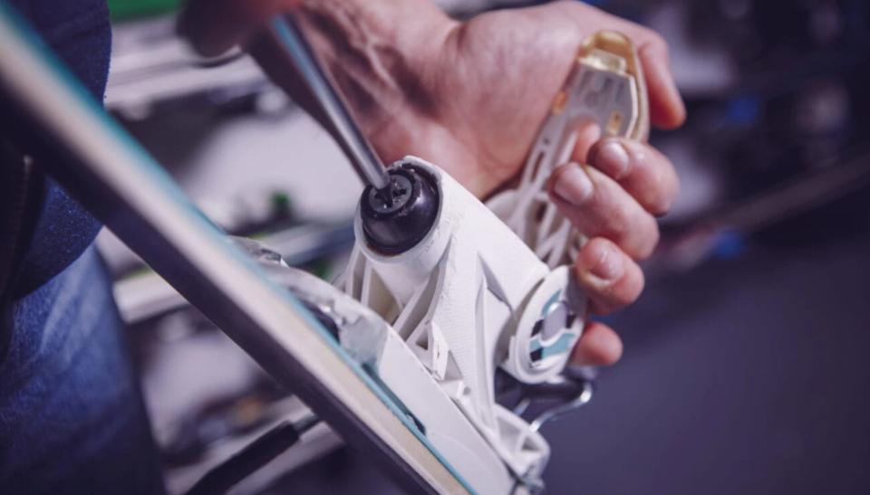 How To Adjust Ski Bindings How To Adjust Ski Bindings