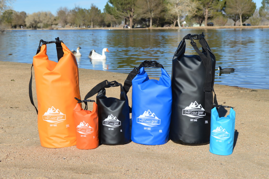 How To Close A Roll Top Waterproof Dry Bag