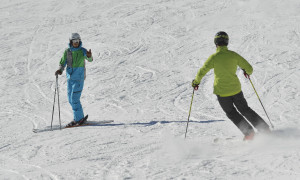 How To Parallel Ski