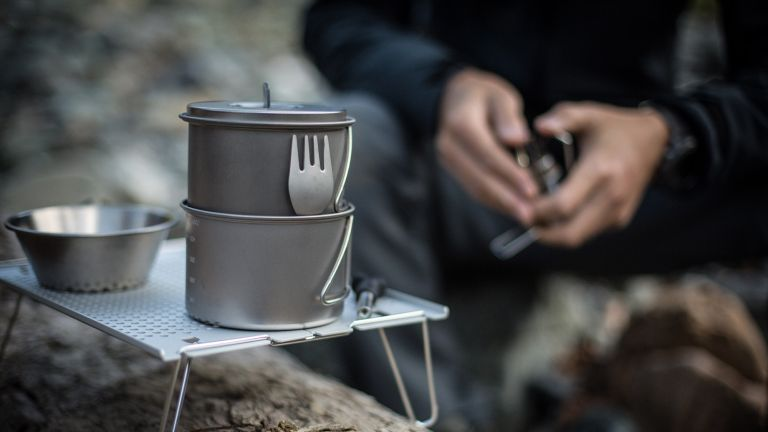How to Clean Camping Cookware How to Clean Camping Cookware – (Titanium, Stainless Steel, Enamel)