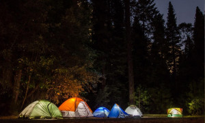 How to Get Electricity while Camping