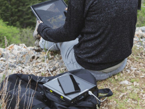 How to Keep Your Electronics Charged While Backpacking