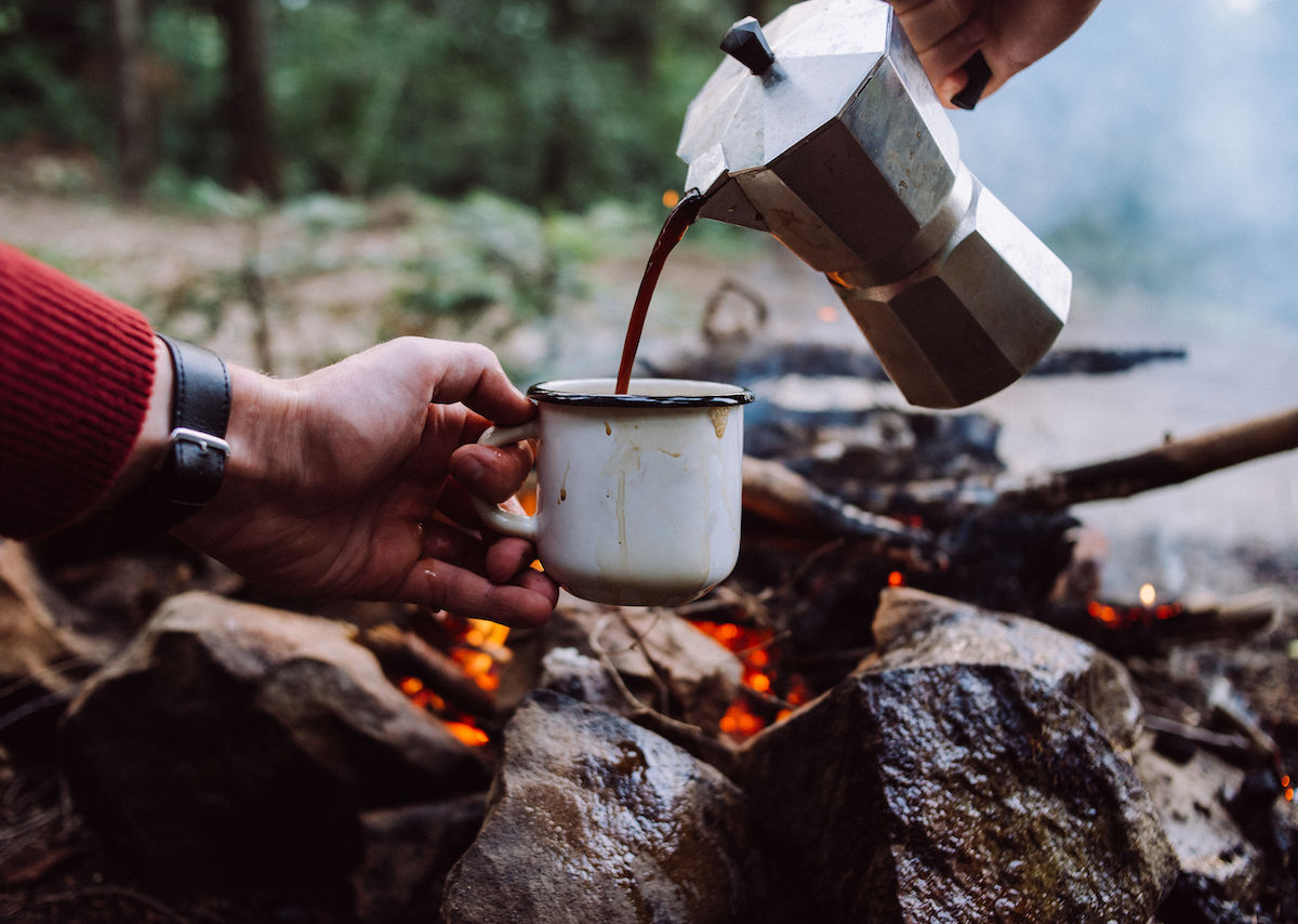 How to Make Coffee While Camping How to Make Coffee While Camping