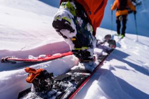 How to Mount Ski Bindings at Home