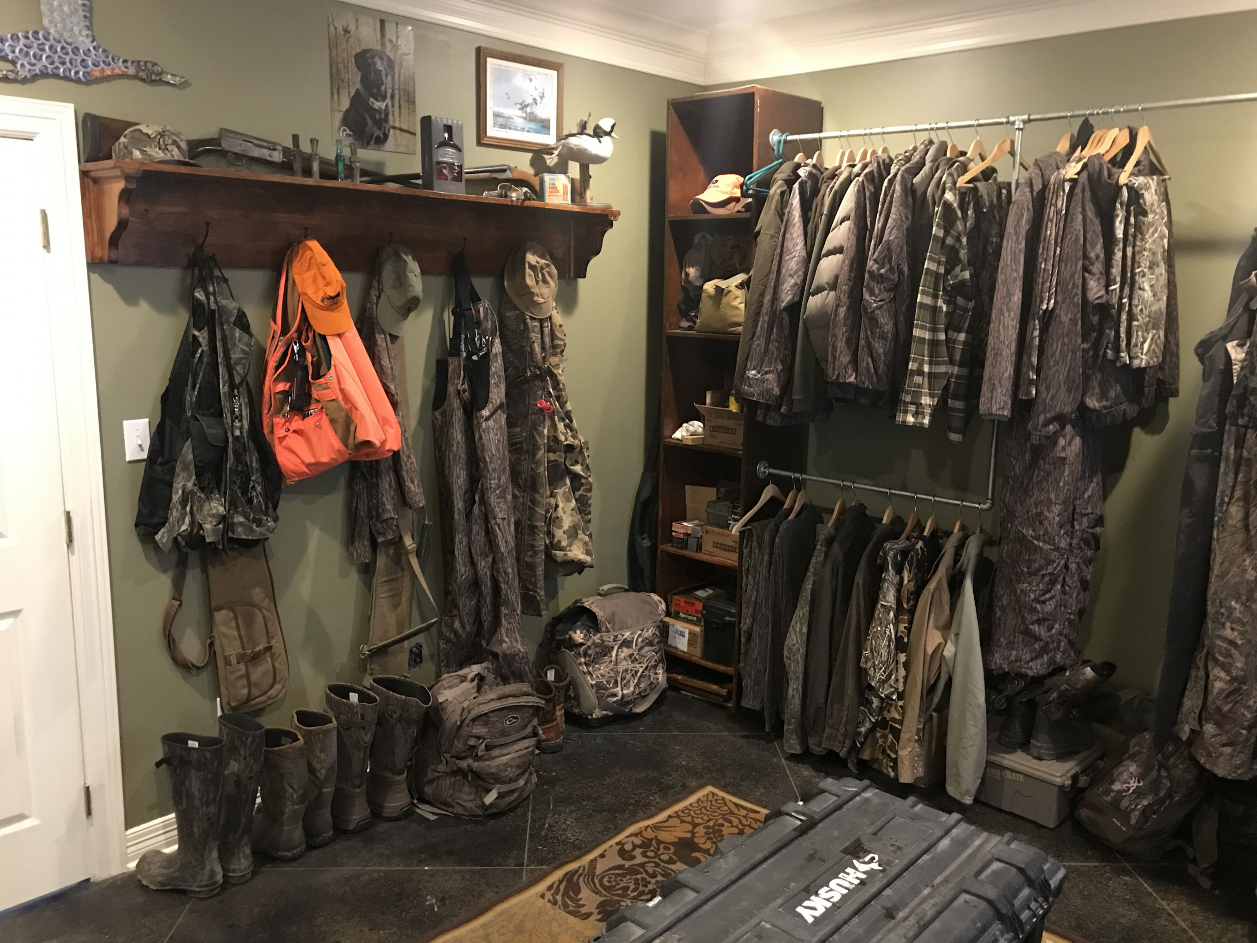 How to Properly Store Hunting Gear How to Properly Store Hunting Gear
