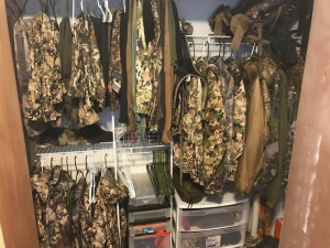 How to Properly Store Hunting Gear