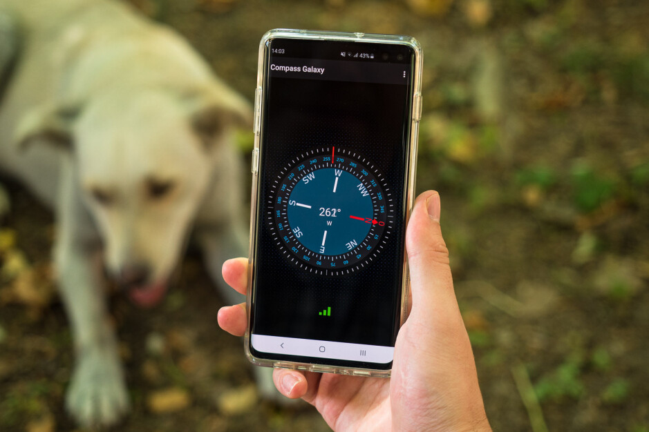 How to Use Your Android Phone as a Compass How to Use Your Android Phone as a Compass