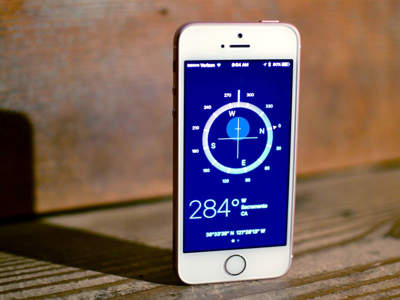 How to use the Compass on iPhone How to use the Compass on iPhone