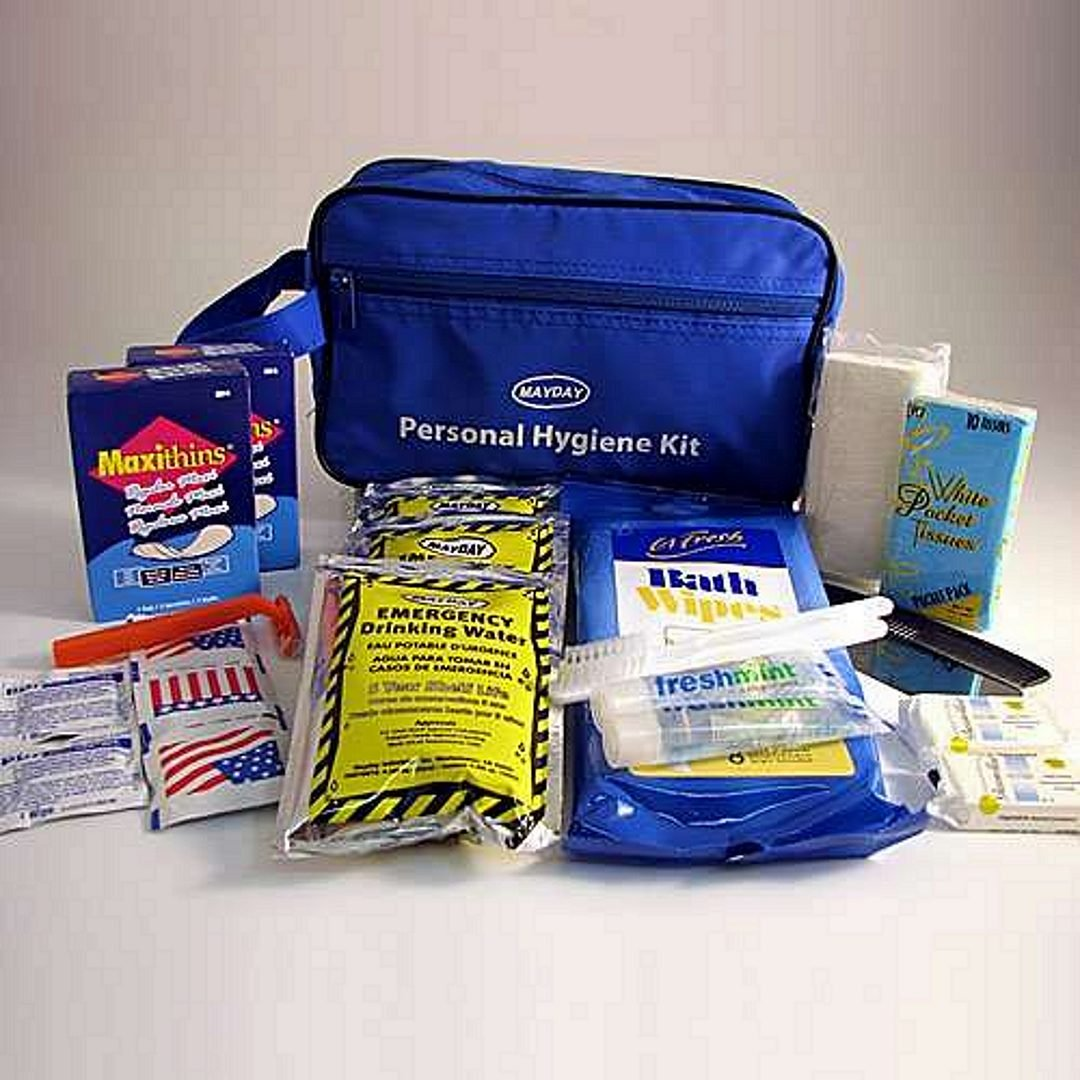 Emergency Hygiene kit