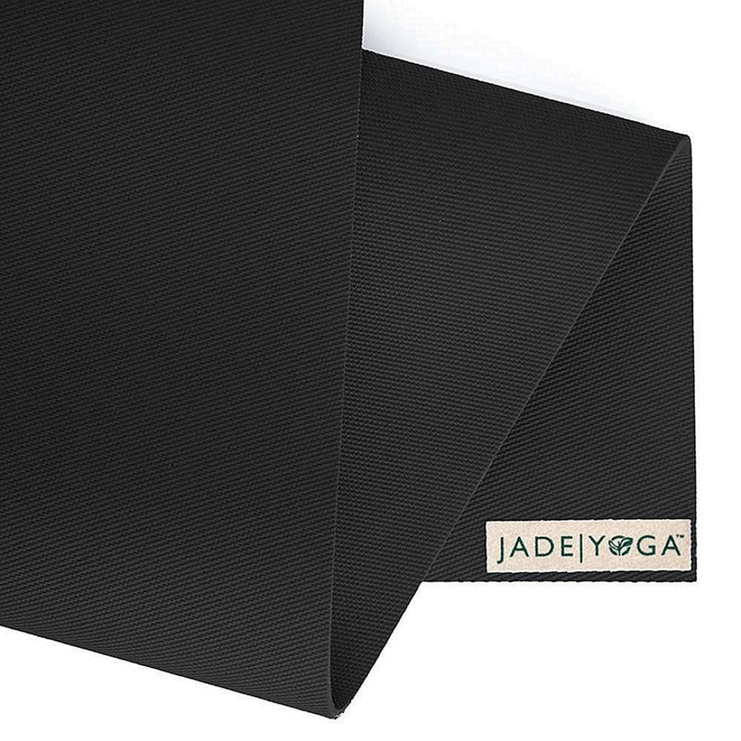 JADE Travel Yoga Mat, black