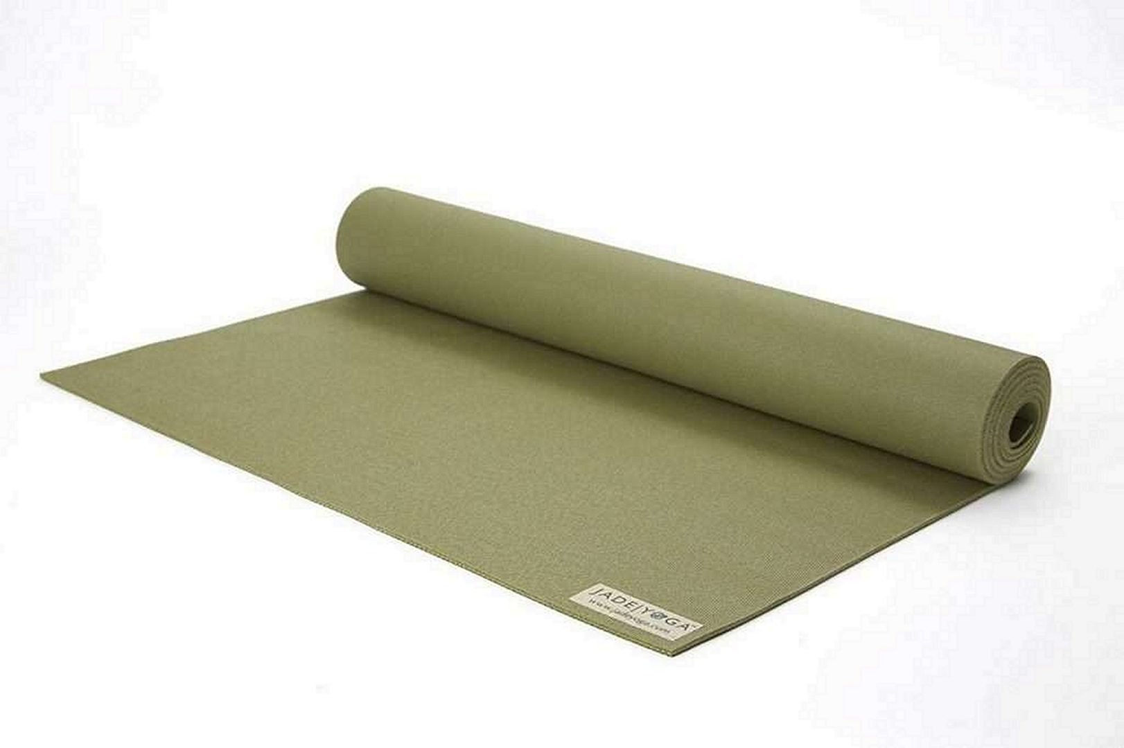 JODREAM Natural Rubber Eco-Friendly Yoga Mat, green