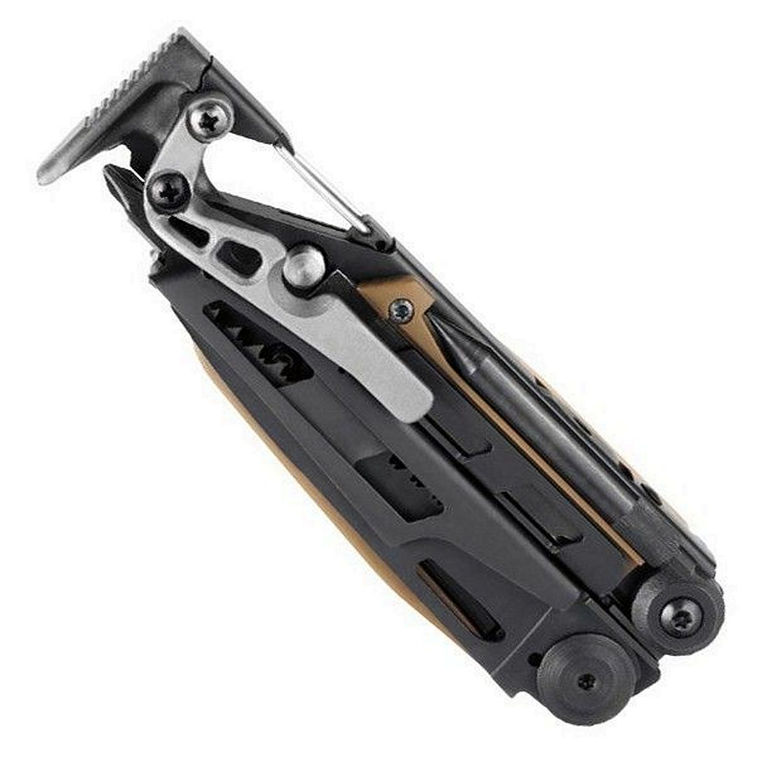 MUT Multitool with Premium Replaceable Wire Cutters and Firearm Tools