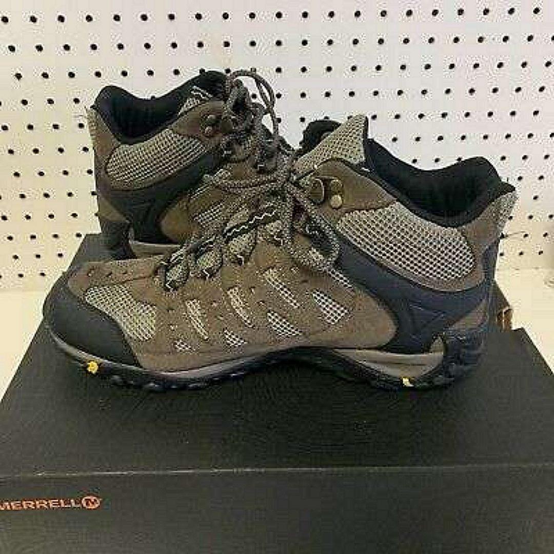 MERRELL Men's ACCENTOR MID Vent Waterproof Hiking Boots