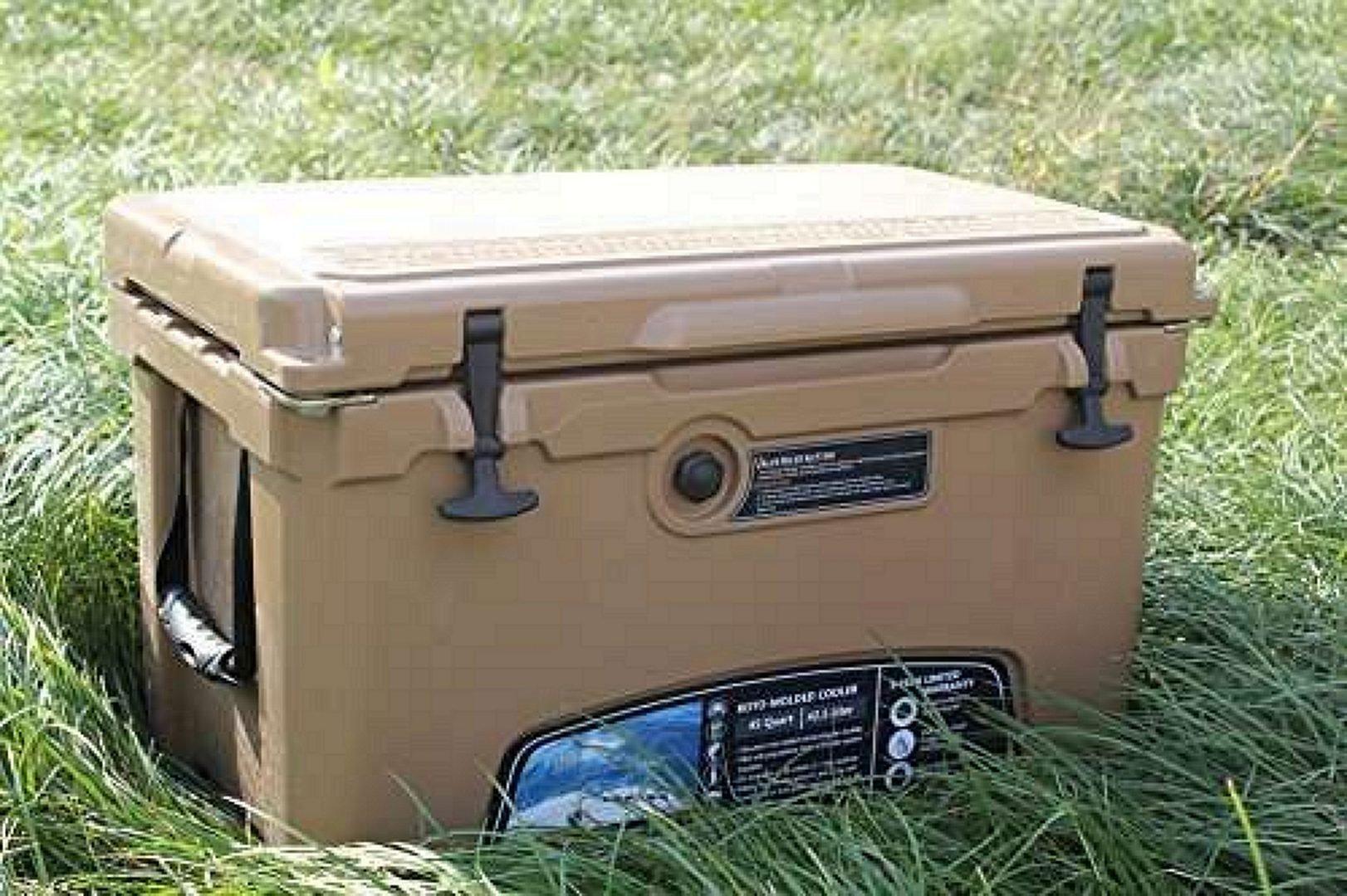 MILEE 45-Quart Cooler