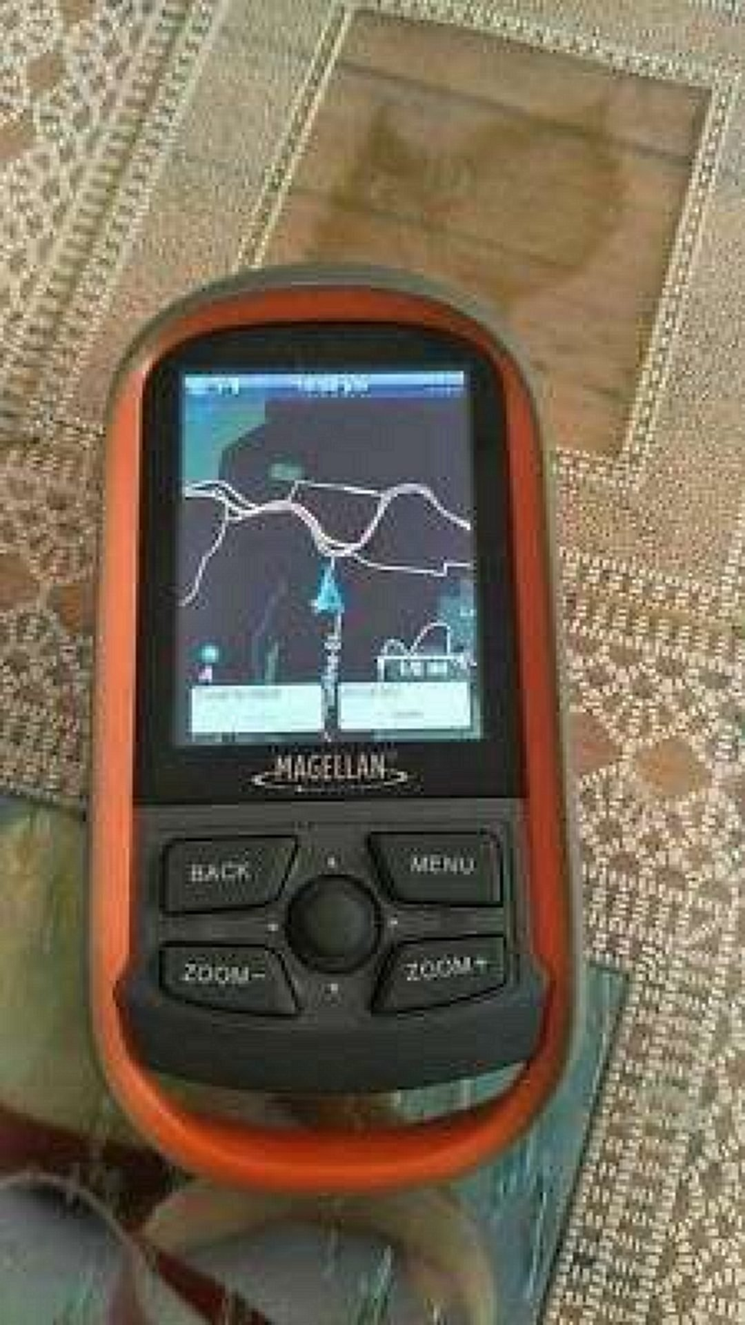 Magellan eXplorist 310 Fishing Hot Spots GPS