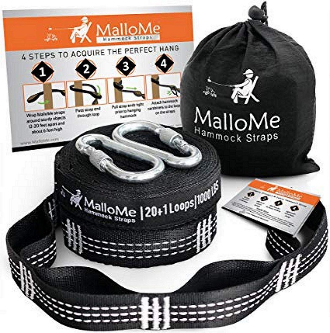 Mallo Me XL Hammock Straps