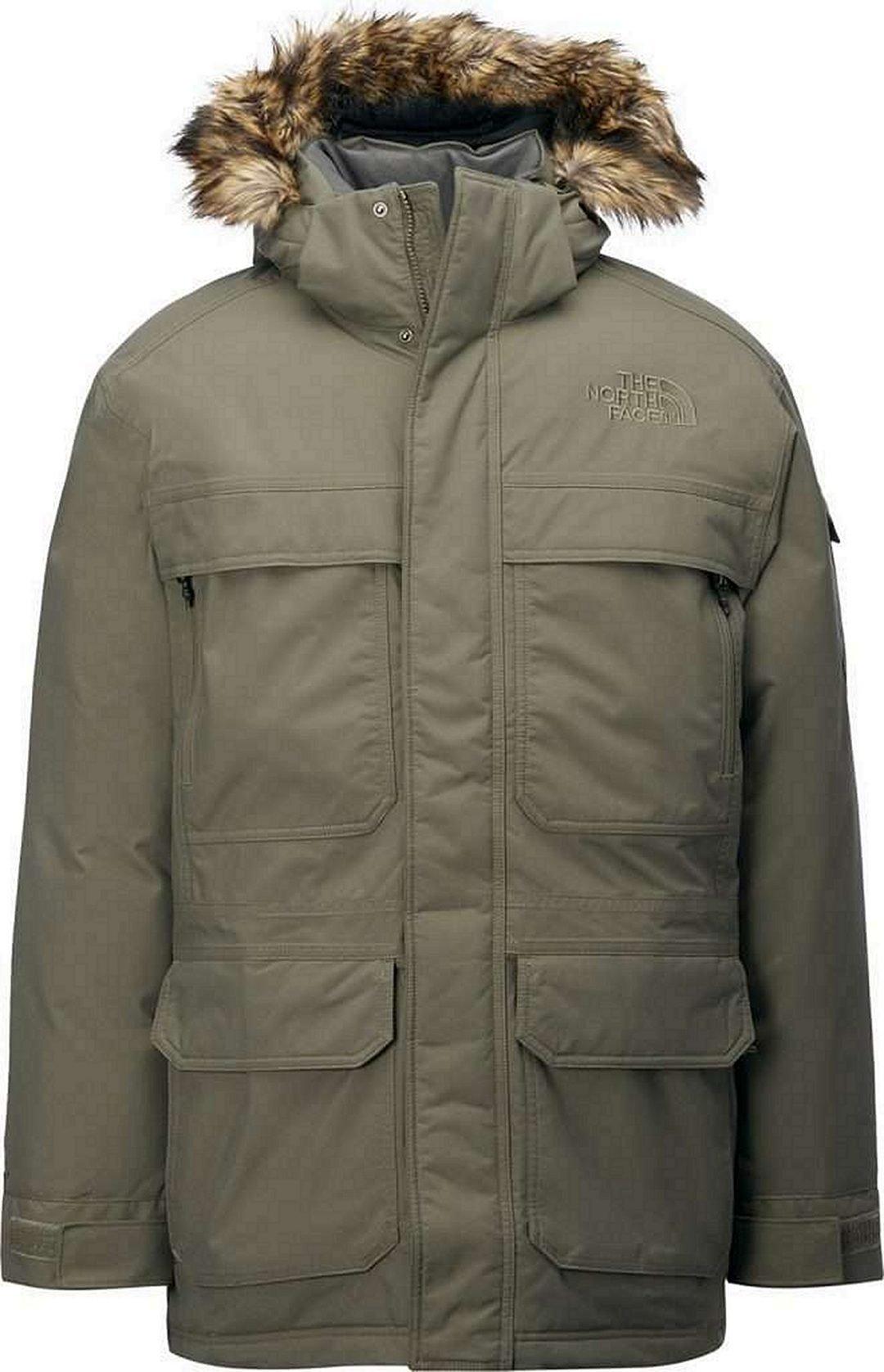 The NorthFace McMurdo Parka III Jacket