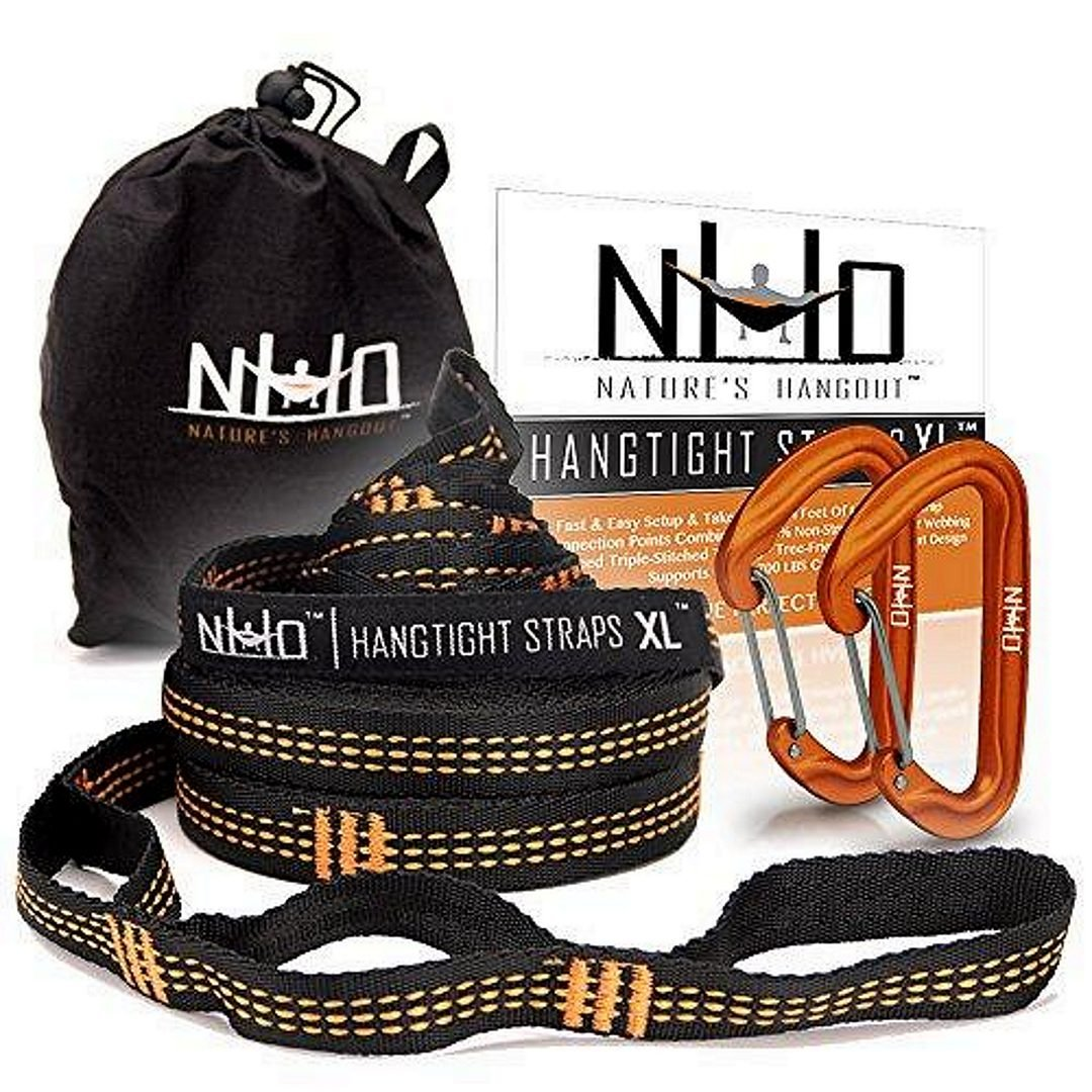 Nature's Hangout HangTight Hammock Straps XL
