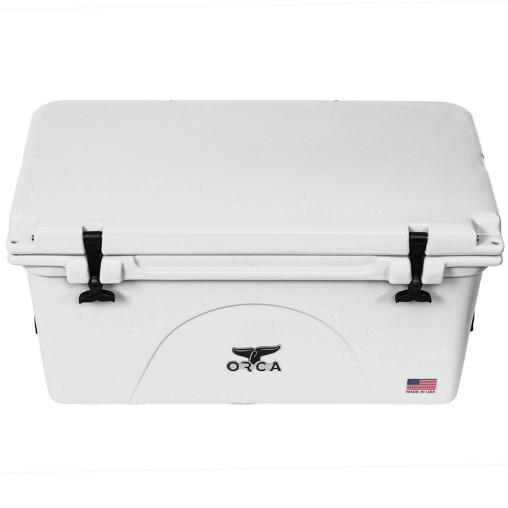 ORCA 75 quart Cooler, white
