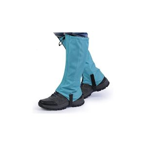 OUTAD Waterproof Gaiters on boots