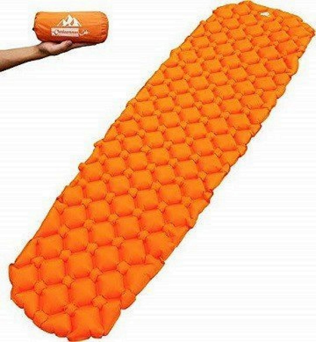 Outdoorsman Lab Ultralight Inflatable, Orange