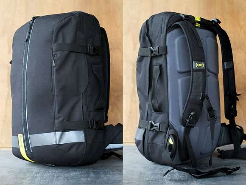 MTB backpack capacity