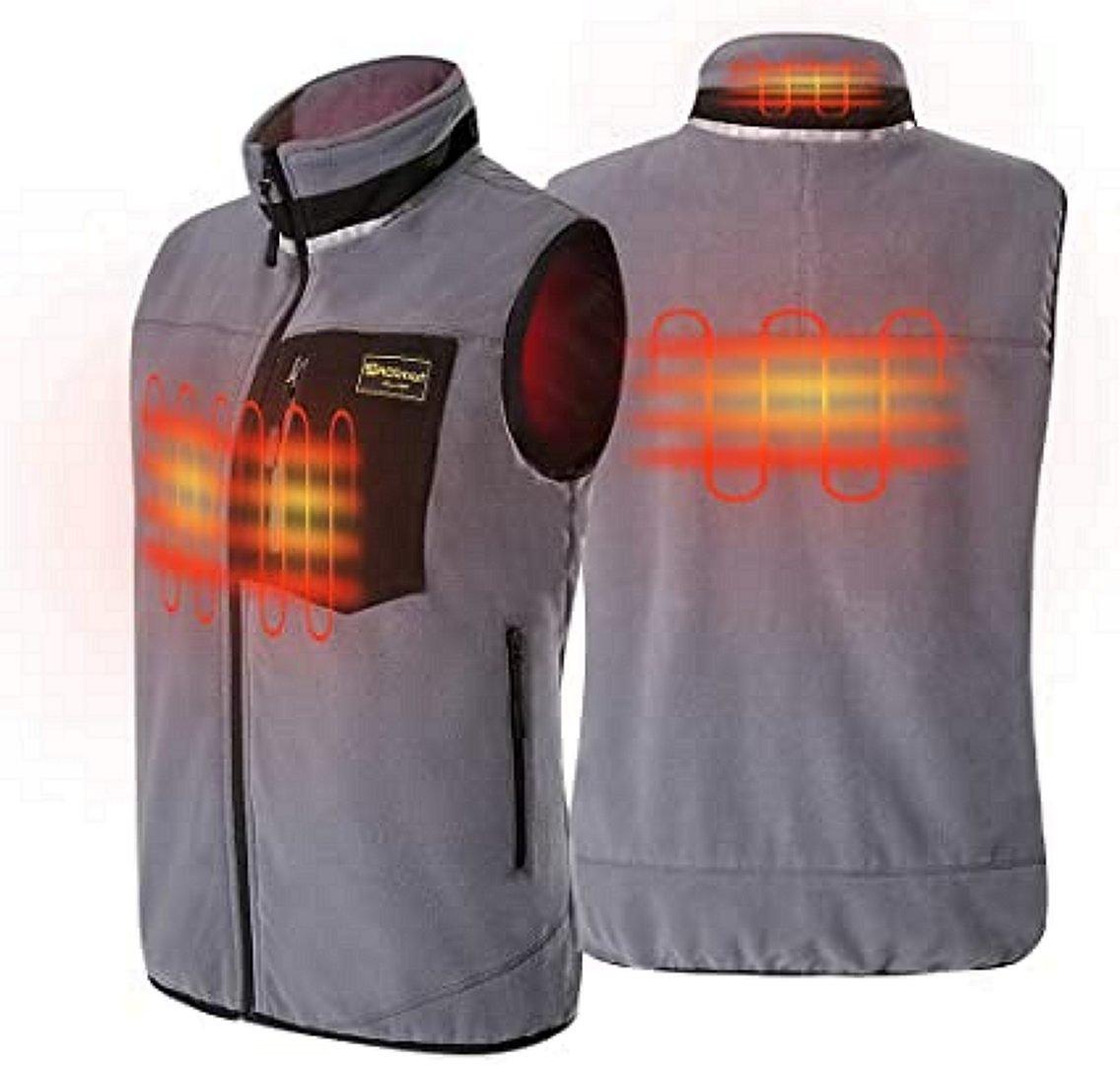 PROSmart Fleece Heated Vest