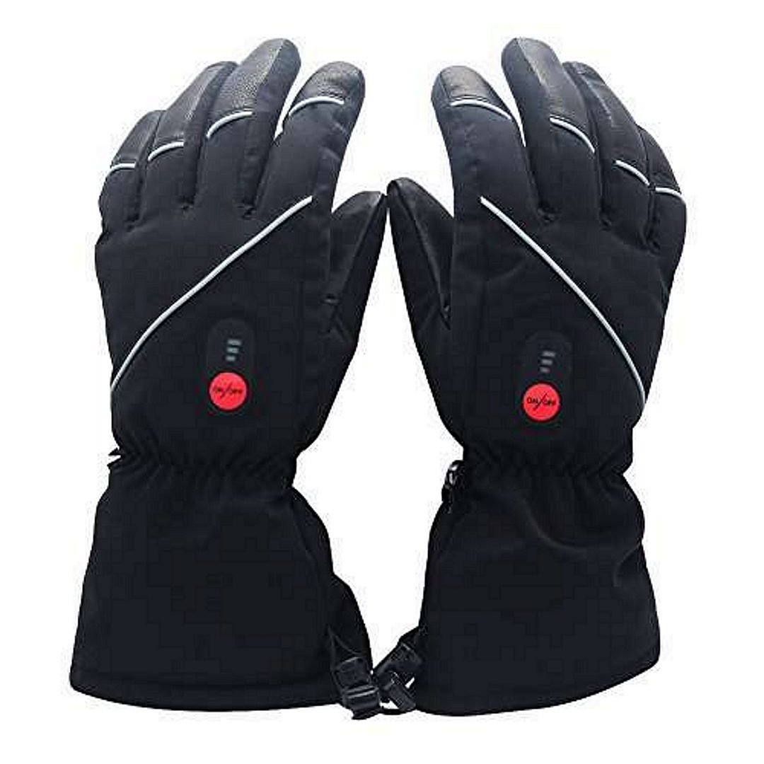 QILOVE Winter Warm Electric Heated Gloves