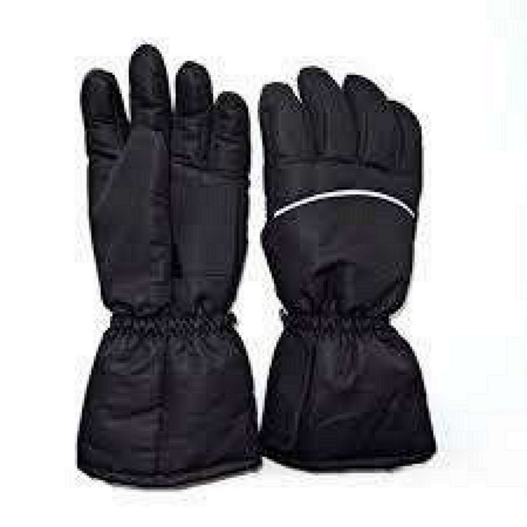 RABBITROOM Winter Electric Heated Gloves with Rechargeable Li-ion Battery