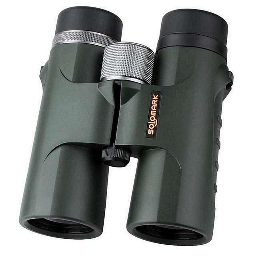SOLOMARK HD 10×42 Roof Prism Binoculars