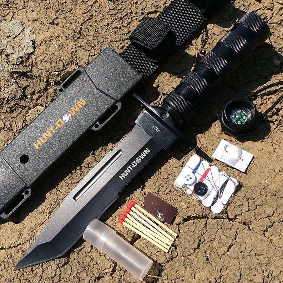 Hunt Down Survival Knife