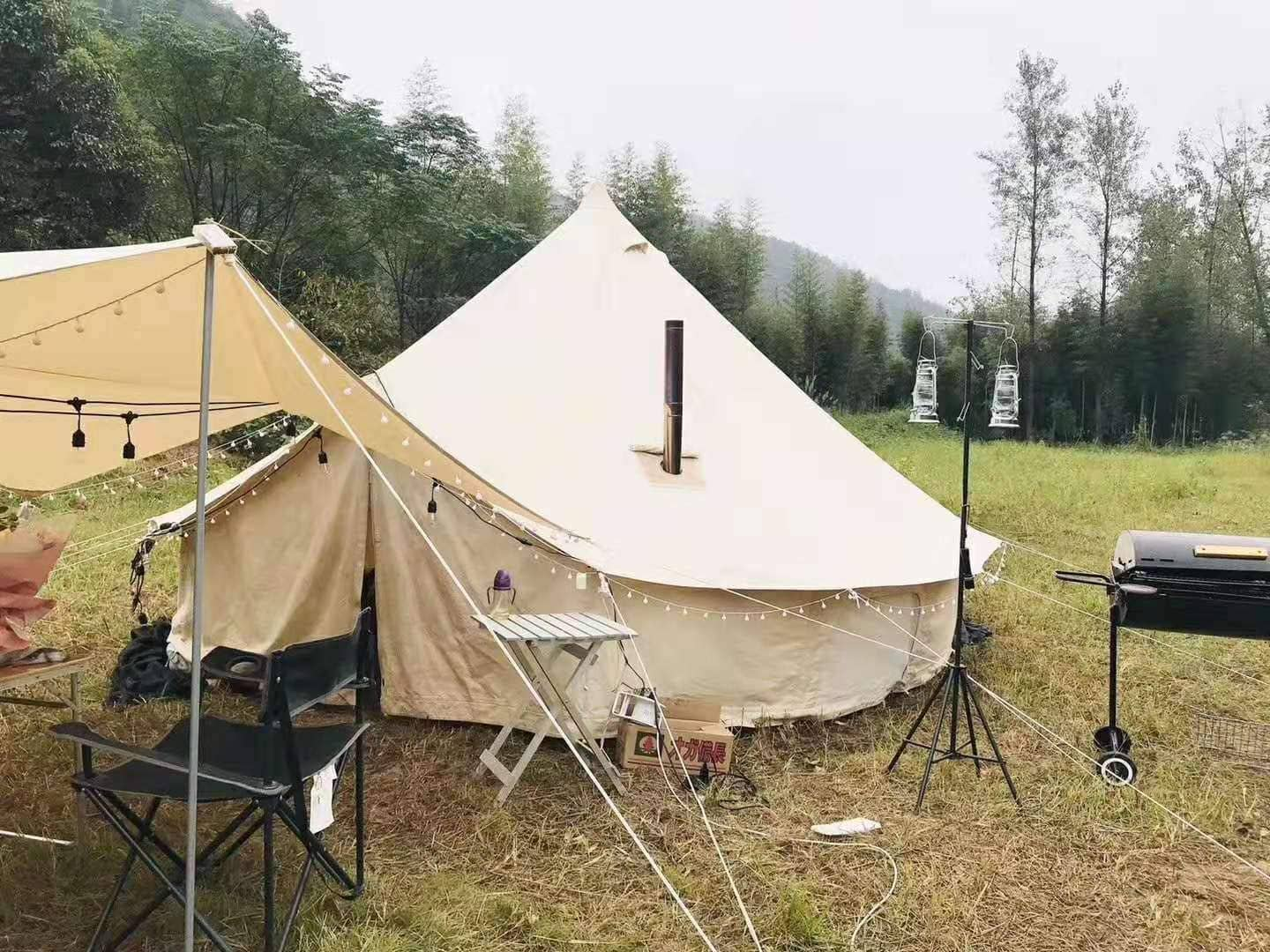 The 6 Best Tents with Stove Jack The 6 Best Tents with Stove Jack