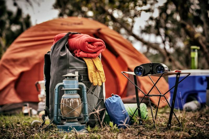 Tips For Camping On A Budget Tips For Camping On A Budget